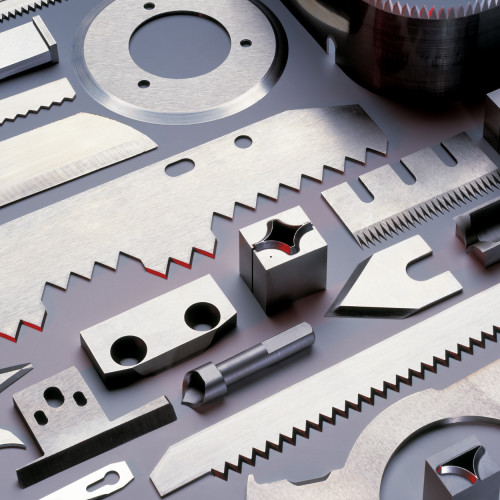packaging blades